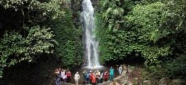 Wisata Batang : Kuliner Teh Sangrai dan Curug Tempat Macan Tutul Mandi